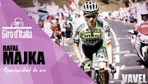 Favoritos al Giro de Italia 2016: Rafal Majka, oportunidad de oro