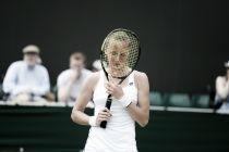 Rybarikova sigue soñando en grande