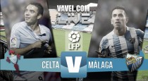 Previa Málaga CF - Celta de Vigo: visita malaguista a las puertas de Europa
