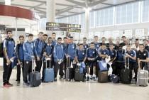 El Málaga Juvenil comienza la UEFA Youth League