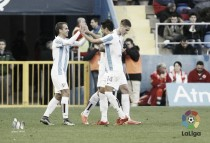Levante 0-1 Malaga: Duda's free kick claims victory for visitors