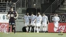 Un Málaga al alza