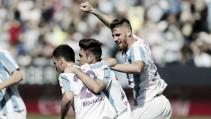 A estas alturas, el Málaga CF era colista en la primera vuelta. Ahora, piensa en Europa