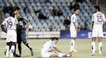 Los datos del Málaga CF - Getafe