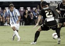 Marcadores históricos de los Málaga CF-Granada CF
