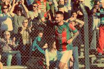 Rampla le gana a Wanderers en la hora
