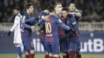 Maldição quebrada: quase dez anos depois, Barça volta a vencer Real Sociedad em Anoeta