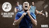 Roland Garros 2016: la maldición francesa