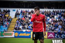 El Mallorca se aleja de la portería rival en los minutos finales