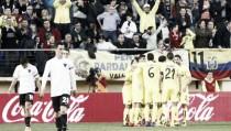 El Villarreal tira de oficio y derrota a un Málaga con dos caras