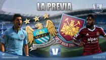 Manchester City - West Ham United: las dudas retan al deseo de sorprender
