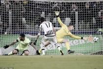 Juventus 1-0 Manchester City: Mandzukic nets as City lose group lead