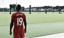 "Mané admits today is ""a big day"" after completing Liverpool switch"