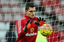 David Moyes hails Vito Mannone's Liverpool performance after Italian sets record for the season