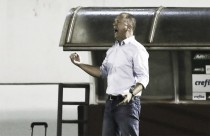 """Postura do Cruzeiro no empatediante do Palmeiras agrada Mano: """"Estivemos mais perto da vitória"""""""