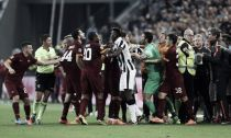 Juventus - Roma, le sanzioni: due giornate a Manolas, una a Morata