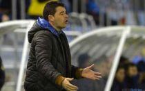 """Manolo Cano: """"El equipo ha salido pensando en sí mismo y en el trabajo que tenía que hacer"""""""