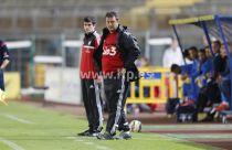 """Manolo Díaz: """"Han sido increíble los errores defensivos"""""""