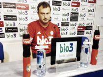 """Manolo Díaz: """"Si realmente queremos tener opciones, tenemos que ganar el partido, no queda otra"""""""
