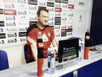 """Manolo Díaz: """"Tenemos un partido mañana y vamos a ir por él, a intentar ganarlo"""""""