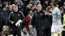"""Pellegrini: """"No podemos perder más puntos en el Etihad Stadium"""""""