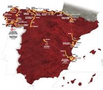 Vuelta 2016, svelato il percorso. Dalla Galizia a Madrid, in mezzo tante montagne