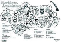 Twitter rinde tributo a los escritores andaluces el 28F
