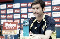 """Marcelino: """"Hay que volver a ganar en casa cuanto antes"""""""