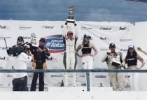Mara Reyes lideró el podio de la Súper V8 Challenge en Monterrey