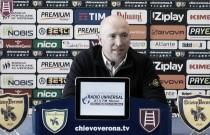 """Chievo, Maran: """"Noi e l'Atalanta siamo le sorprese di questo campionato"""""""