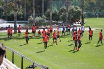 Babin, Márquez, Cala y Mainz, dudas para medirse al Sevilla
