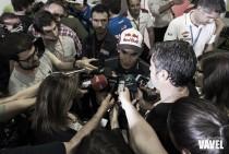 """Marc Márquez: """"Me estoy tomando con calma la curva once, mañana arriesgaré"""""""