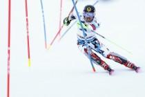 Sci Alpino - Slalom Speciale, Schladming: i pettorali di partenza, Moelgg con il 2