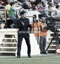 """Marcelino: """"Pocas cosas se pueden hacer más para ganar un partido"""""""
