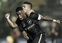 """Após se destacar na base e no profissional, Marcelo renova com Botafogo: """"Quero fazer história"""""""