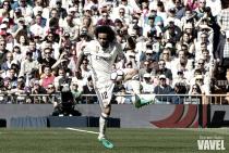 Los aficionados eligen a Marcelo como el mejor ante el Valencia