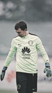 """Agustín Marchesín: """"Voy a dar lo mejor de mí para suplir a Moy"""""""