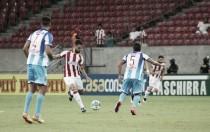 Marco Antônio aprova estreia pelo Náutico e mira confronto diante do Paraná