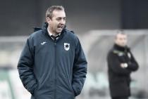 """Sampdoria, Giampaolo non si fida del Cagliari: """"Match difficile, cerchiamo continuità di risultati"""""""