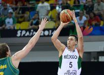 Arranca México con victoria en el basquetbol varonil
