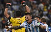 Marcos Rojo has the United drive and determination, but who is he?