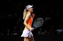 WTA Stoccarda - Sharapova di forza, batte la Kontaveit ed è in semifinale