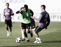 Bale, con gripe, baja en la última sesión antes de la Copa