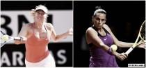 WTA Stuttgart first round preview: Maria Sharapova vs Roberta Vinci