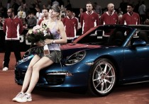 WTA Stuttgart: Maria Sharapova's draw in her first tournament back