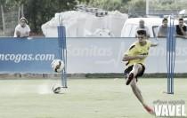 Adrián Marín, convocado con la Sub-19