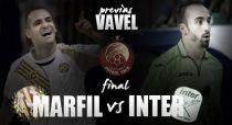 Marfil Santa Coloma - Inter Movistar: luchar por tildar de exitosa la temporada