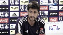 "Markel Bergara: ""Queremos acabar bien en Vallecas por orgullo"""