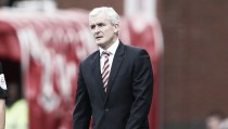 Stoke City yet to hit top gear