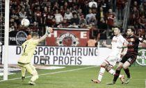 Il sabato di Bundesliga: cade il Leverkusen col Colonia, perde anche il Wolfsburg. Pareggia il Gladbach
